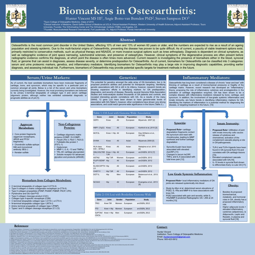 biomarkers large