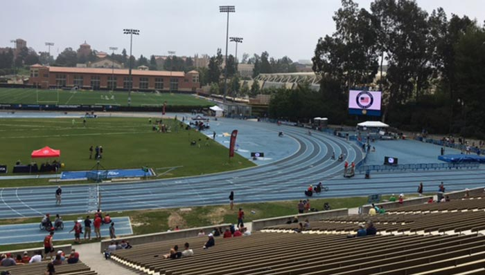 dr steven sampson visits usa paralympic trials at ucla 5fefa892ad5a1